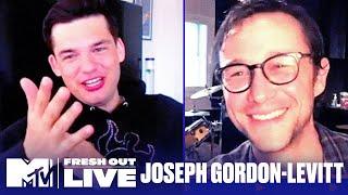 Joseph Gordon-Levitt Talks New YouTube Series 'Create Together #WithMe'   #MTVFreshOut