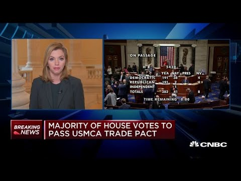 Senate passes USMCA, but much work remains