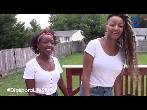 Kenyans born in Kenya, raised in USA (Part 1) | DIASPORA LIFE, EPISODE 6