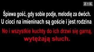 ♫♪♫♪ Szwagierkolaska - U cioci na imieninach - Zajebiste karaoke