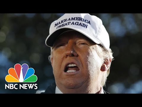 President Donald Trump: Democrats' Narrative Of White House Meeting 'Is A Lie' | NBC News