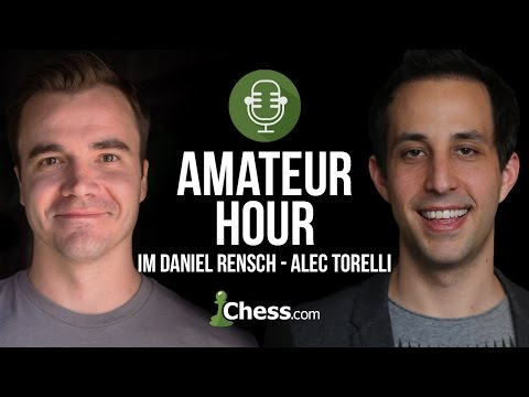 Amateur Chess Analysis with Alec Torelli