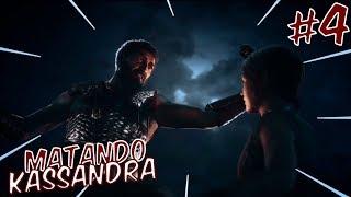 Assassin's Creed Odyssey - MATANDO KASSANDRA! #4