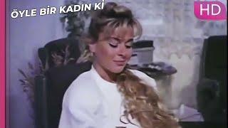 Öyle Bir Kadın Ki - Evin Yatak Odasını Beğenmedim Konforlu Değil | Romantik Türk Filmi