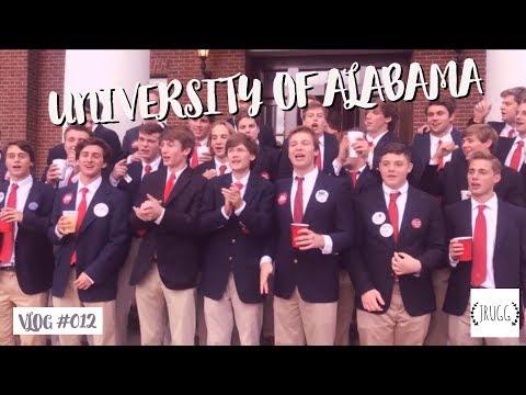 UNIVERSITY OF ALABAMA TRIP!!! ft. HANNAH JONES