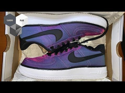Unboxing Nike Air force 1 LV8 Shift