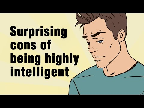 10 Problems Only Smart People Have - Downsides Of Being Highly Intelligent