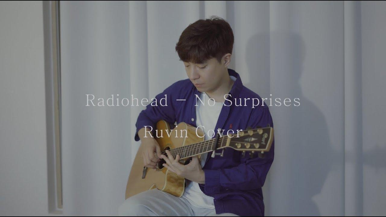 Radiohead - No Surprises ( Ruvin Cover )