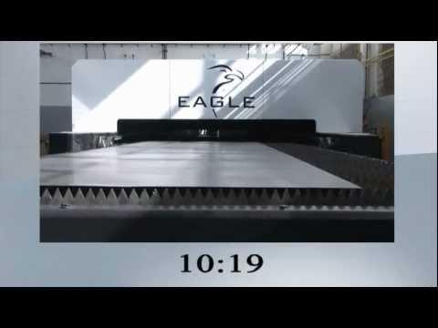 Eagle Laser Cutting System 2060 Version PL