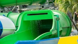 Rapids Water Park - Riptide Raftin'    Cool tube ride with waterfalls!