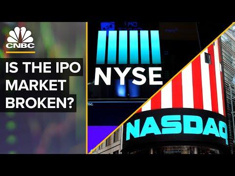 Is The IPO Market Broken?