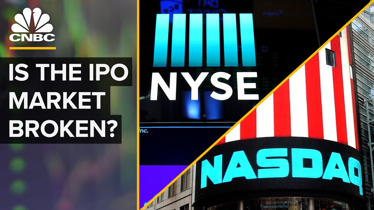 Is The IPO Market Broken?
