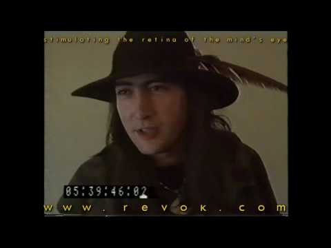 DUST DEVIL (1992) Behind the scenes (part 2) and interviews with Richard Stanley and cast