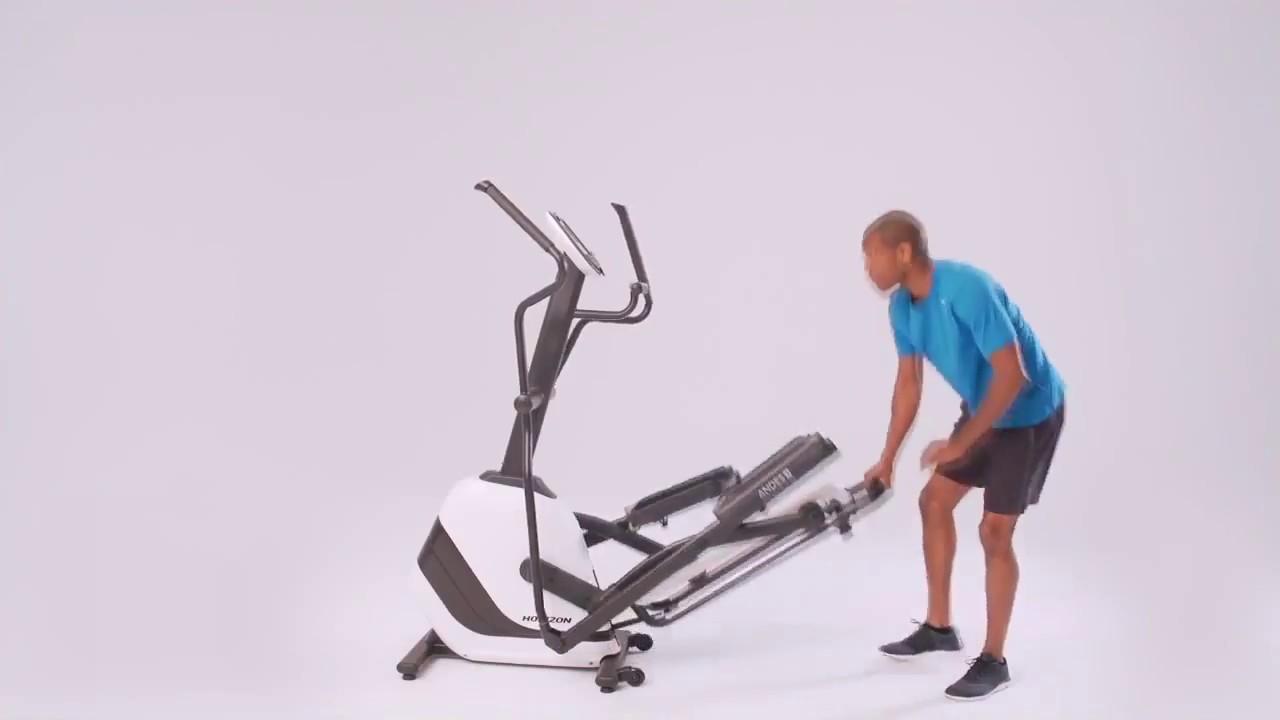 esercizi per perdere peso in forma ellittica