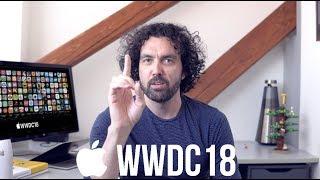 iOS 12, macOS Mojave, AR, Walkie Talkie a další novinky z WWDC 2018
