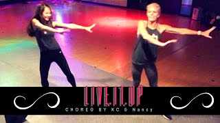 LIVE IT UP FIFA WORLD CUP OFFICIAL SONG - ZUMBA DANCE FITNESS CHOREO