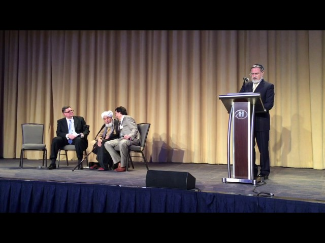 Religious Violence - Rabbi Sacks at The National Prayer Breakfast