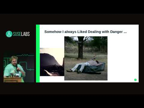 SUSE Labs Conference 2018 - A Praise of Folly - Security Theatre and the mostly unknown OSI Layers 8