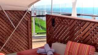 Celebrity Reflection lusso a 5 stelle video www.liveboat.it