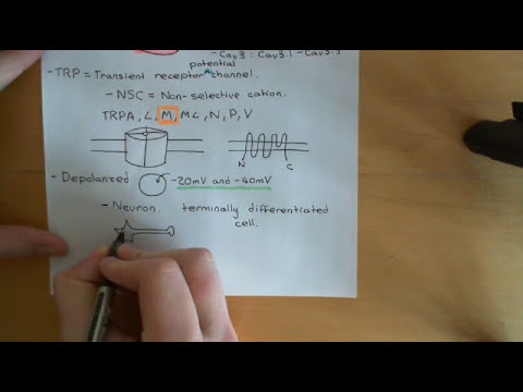 Ion channels and cancer Part 3