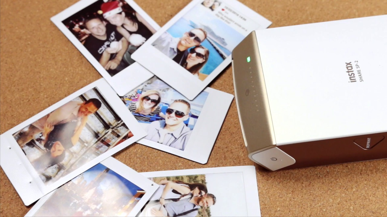 Bringing Photos To Life With The Fujifilm Instax SP-2
