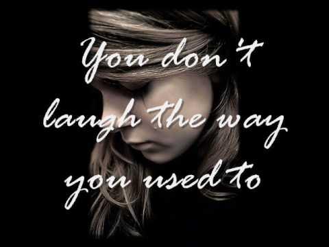 Anorexia: Dear Friend (with lyrics) - Stacie Orrico