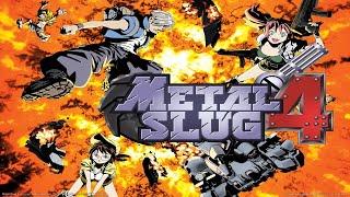Metal Slug 4 Full GamePlay