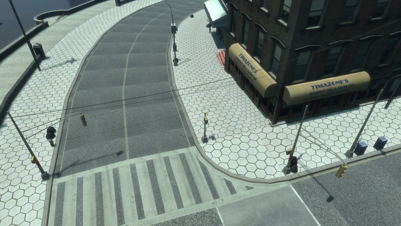 Gta Iv Dkt70 Hd Road Textures - freedommakerslz