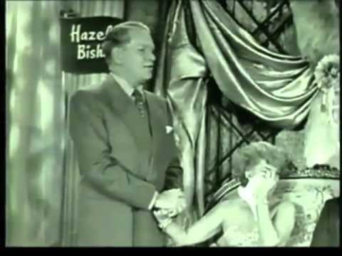 """Nelson Eddy on Jeanette MacDonald's episode of """"This Is Your Life."""""""