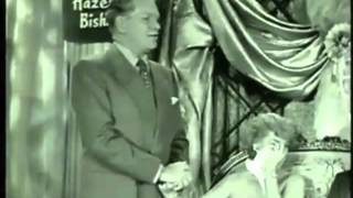 Nelson Eddy on Jeanette MacDonald