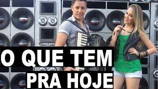 Adson e Alana - O Que Tem Pra Hoje ( Corta pra 18 Percival ) Clipe HD Lançamento 2016 Oficial