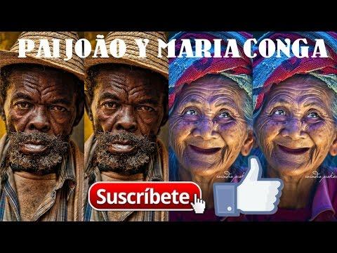 PAI JOÃO y MARIA CONGA // LA FUERZA  MAYOR