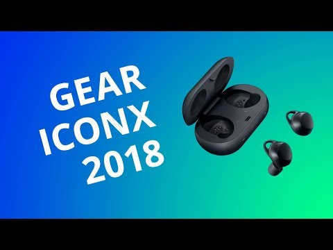 Samsung Gear IconX 2018 [Análise / Review]