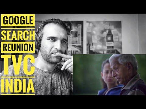 ReactionCheck- Google Search: Reunion Ad - Reaction Check