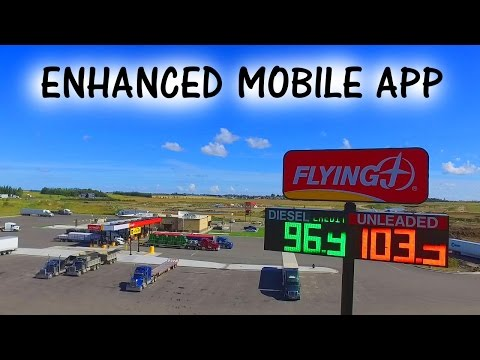 Pilot Flying J Enhanced Mobile App