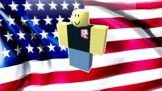 The US National Anthem but sung by the Roblox death sound
