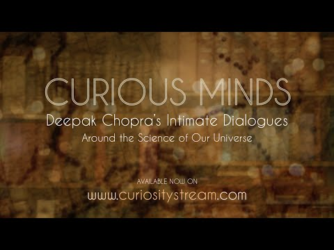 Duane Elgin & Dr. Deepak Chopra: The Living Universe