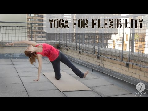 Yoga Routine for Flexibility: Elastify (open level)