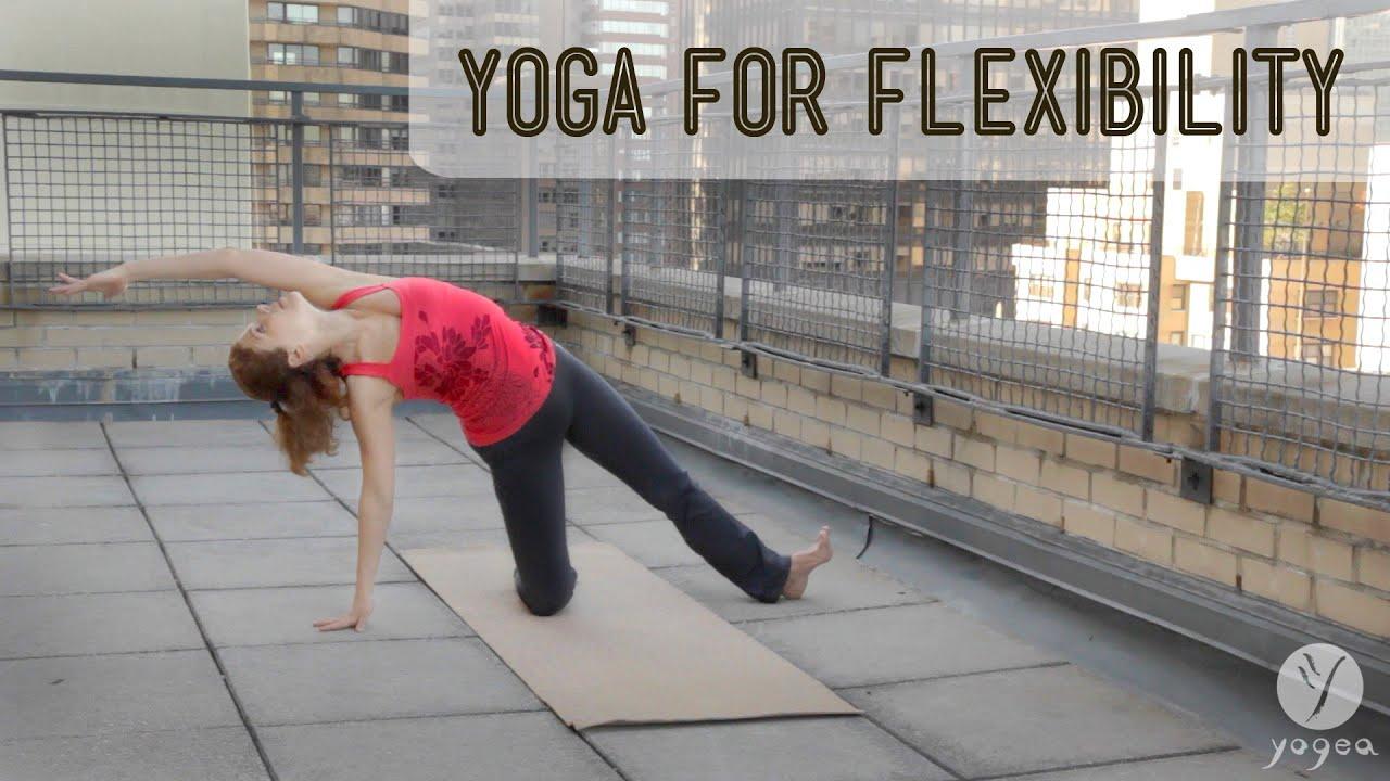 Yoga Routine For Flexibility Elastify Open Level