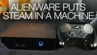 Alienware Steam Machine First Look