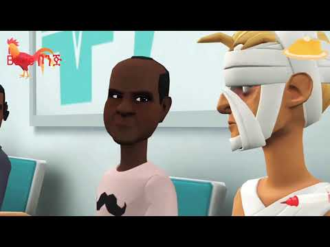Ethiopia ፡ comedy ፡ animation| አማረኛ ኮሜዲ  1 ኩላሊቴን