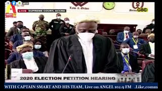2020 Election Petition Hearing live from Supreme Court DAY 3