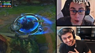 TFBLADE BAITS THE ENEMY TEAM 200 IQ | YASSUO GOT TROLLED BY QUEUE | FROGGEN'S VEIGAR | LOL MOMENTS