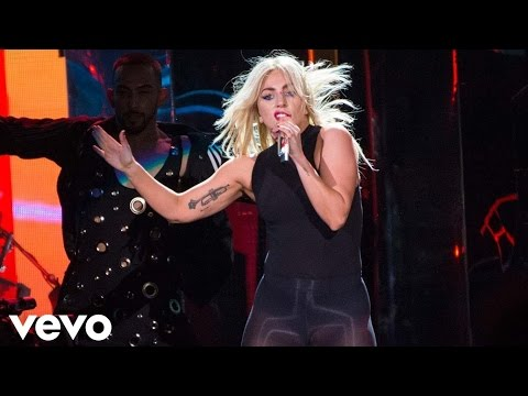 Lady Gaga - John Wayne (Live At Coachella 2017)