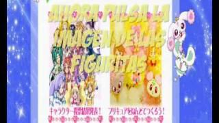 Haz tú accesorio de Pretty Cure para ti