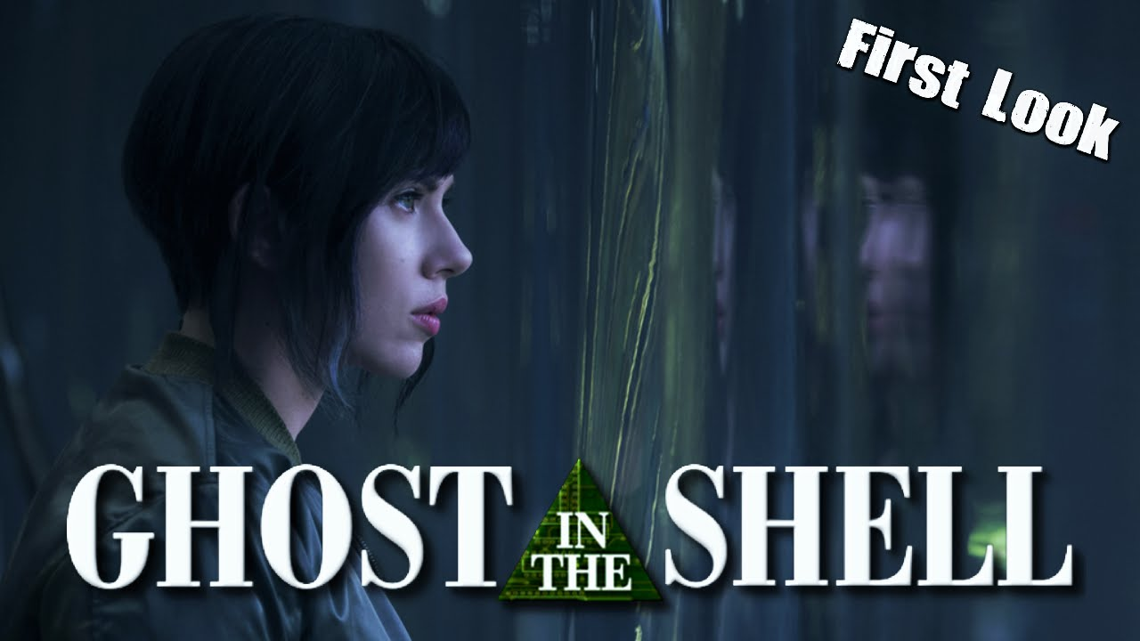 First Look At Scarlett Johansson In Ghost In The Shell Youtube