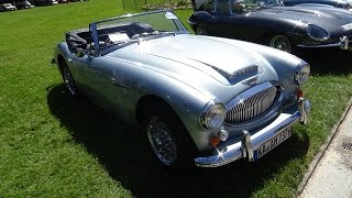 1967 Austin-Healey 3000 MK3 - Exterior and Interior - Oldtimer-Meeting Baden-Baden 2016