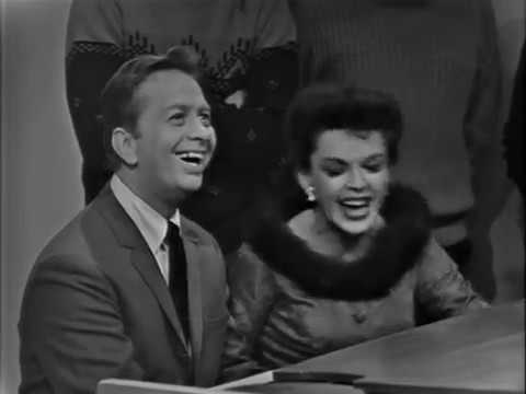 Judy Garland Mel Torme The Christmas Song The Judy Garland Show