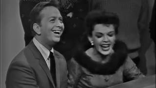 Judy Garland & Mel Torme - The Christmas Song - The Judy Garland show
