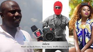 Wakili Jebra afunguka ishu ya kufungua kesi kumtetea Soudy Brown, Maua Sama na Shaffih na MX